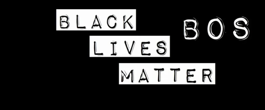 BOSTON BLACK LIVES MATTER
