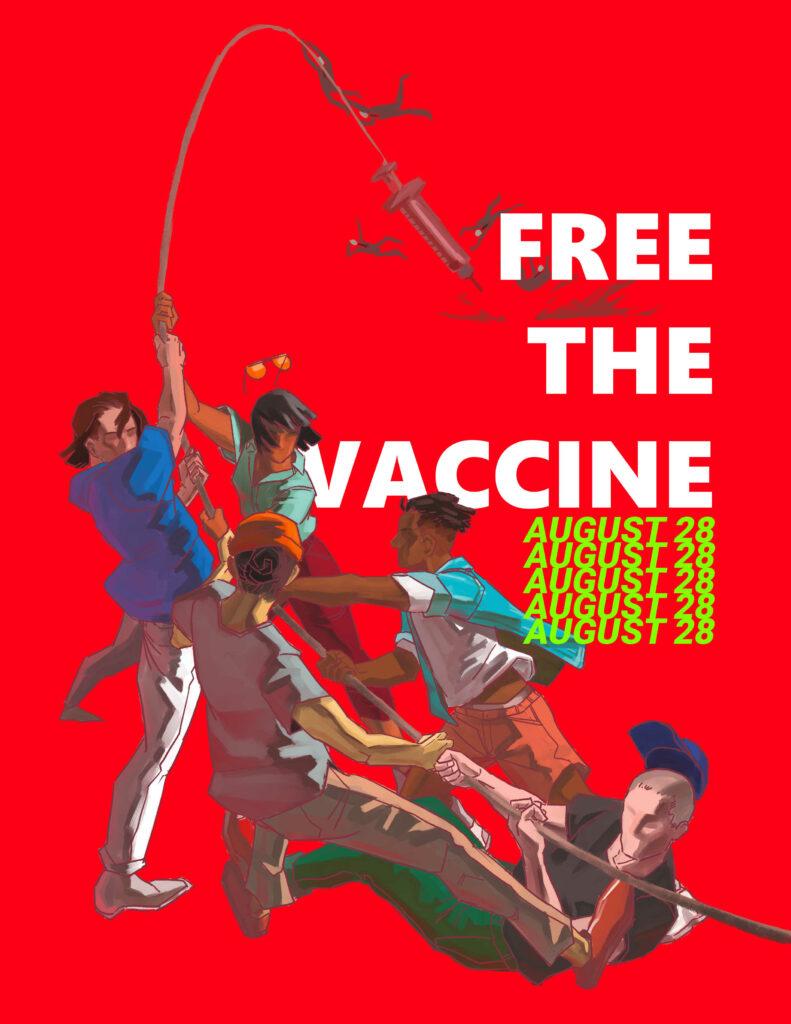 free the vaccine